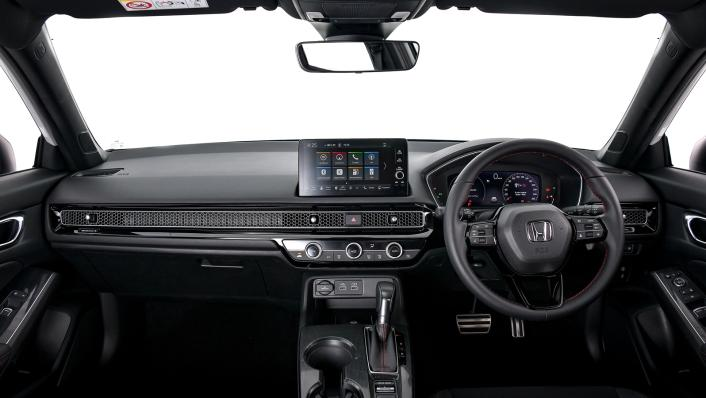 2022 Honda Civic RS Interior 002
