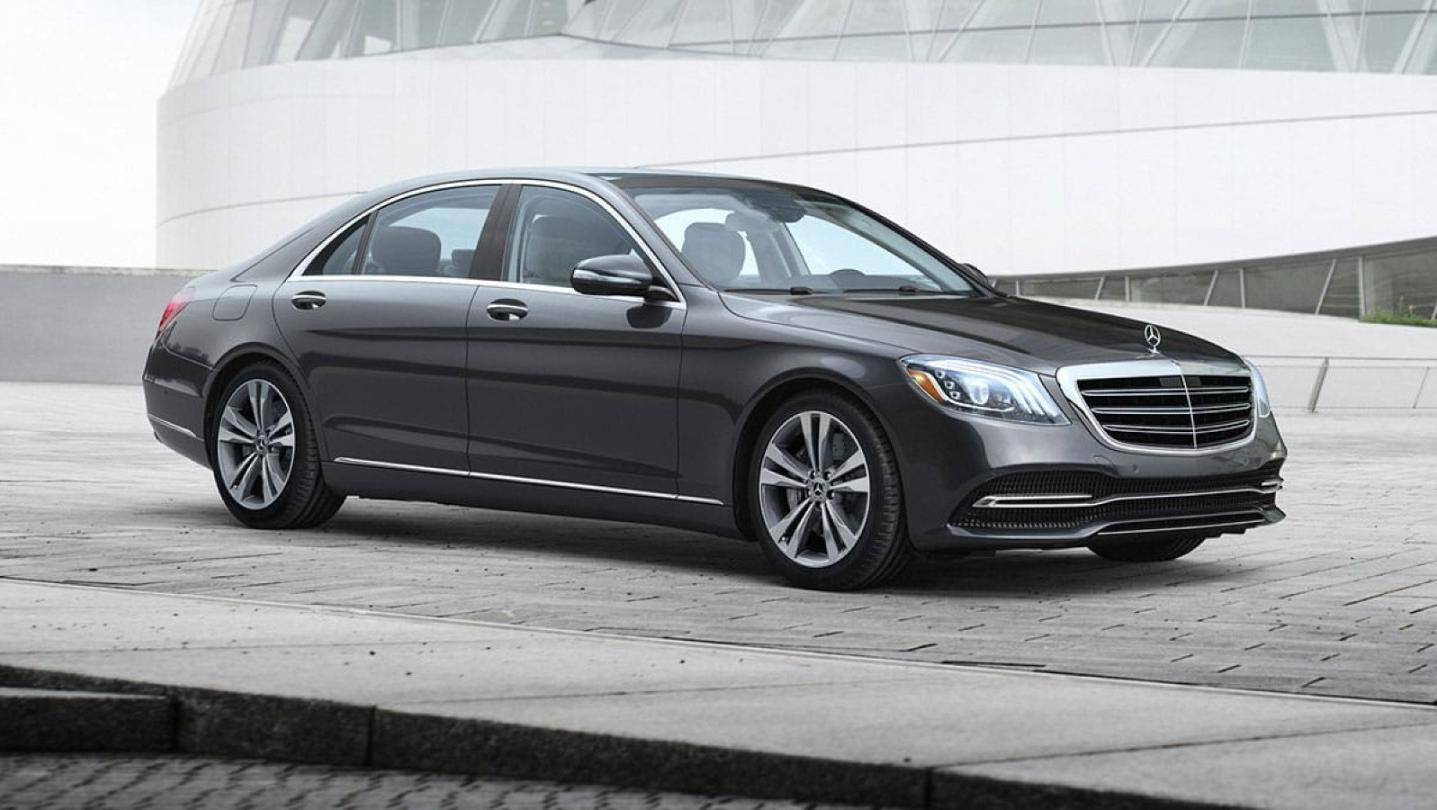 Mercedes-Benz S-Class 2020 Exterior 017