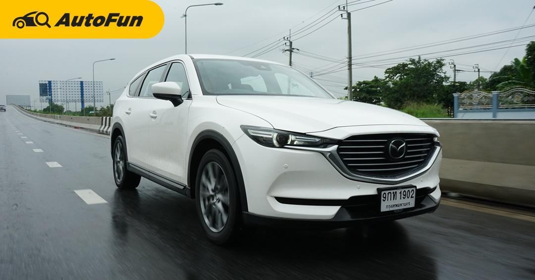 ไขข้อสงสัย ทำไม Mazda CX-8 ถึงวิ่งกันเกลื่อนถนนเมืองไทย 01