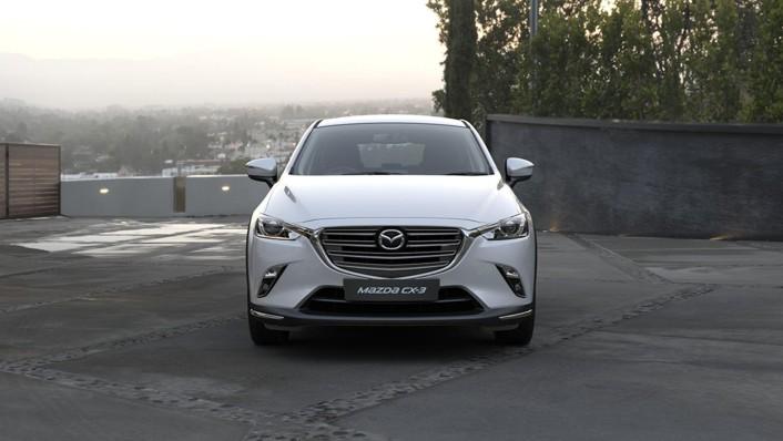 Mazda CX-3 2020 Exterior 002
