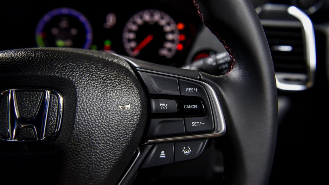 2021 Honda City e:HEV RS Interior 076