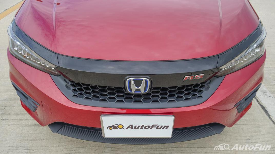2021 Honda City e:HEV RS Exterior 009