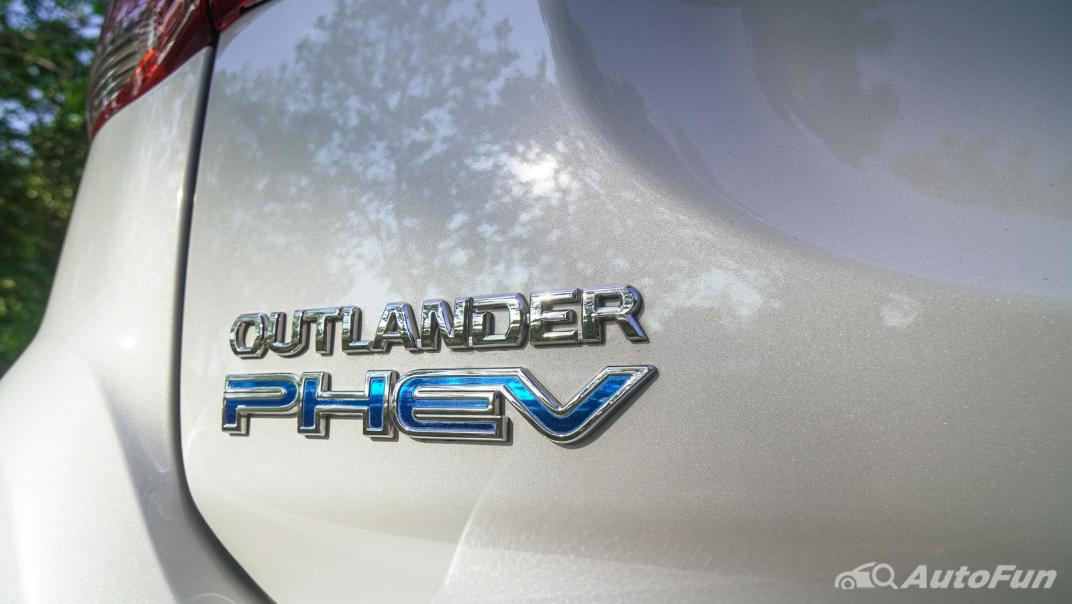 2021 Mitsubishi Outlander PHEV GT-Premium Exterior 015