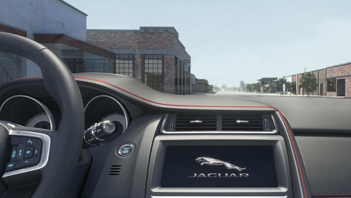 Jaguar E-Pace Public 2020 Interior 001