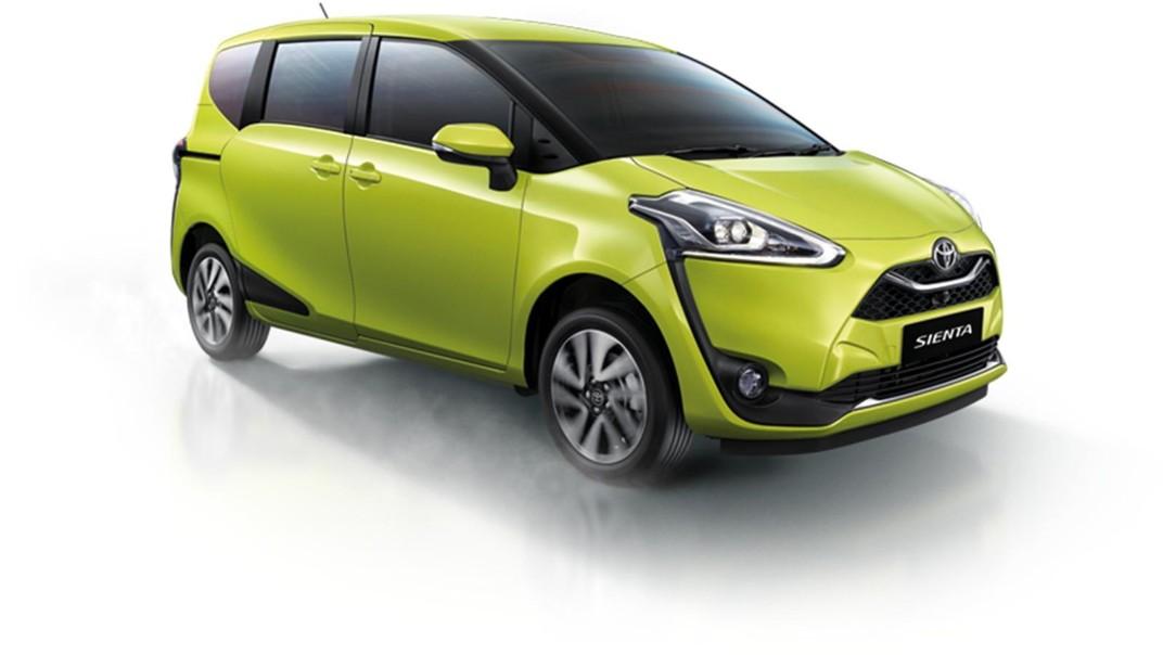 Toyota Sienta 2020 Exterior 016