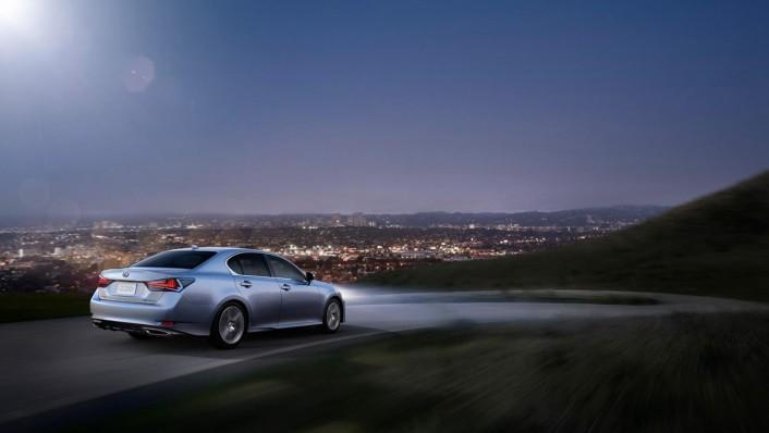 Lexus GS Public 2020 Exterior 007