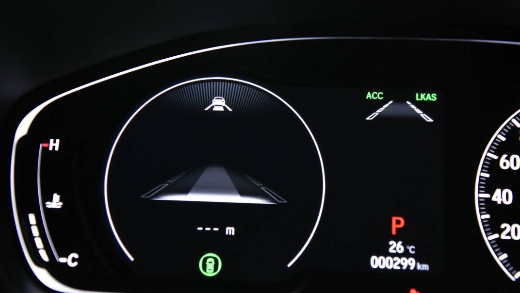 2021 Honda Accord 1.5 Turbo EL Interior 033