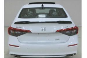 หลุดข้อมูลเครื่องยนต์ 2022 Honda Civic รุ่นใหม่ คอรถยนต์บางคนอาจส่ายหัว