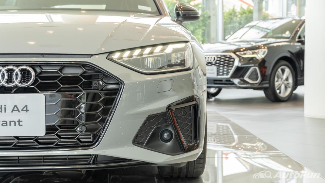 2020 Audi A4 Avant 2.0 45 TFSI Quattro S Line Black Edition Exterior 069