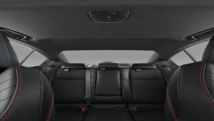 Subaru Wrx 2020 Interior 006