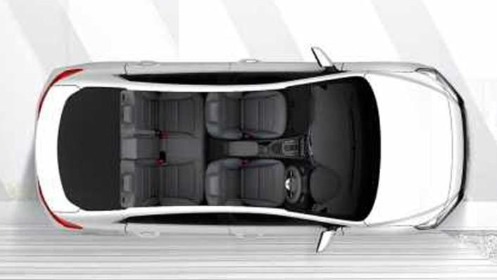 Hyundai Ioniq 2020 Interior 006