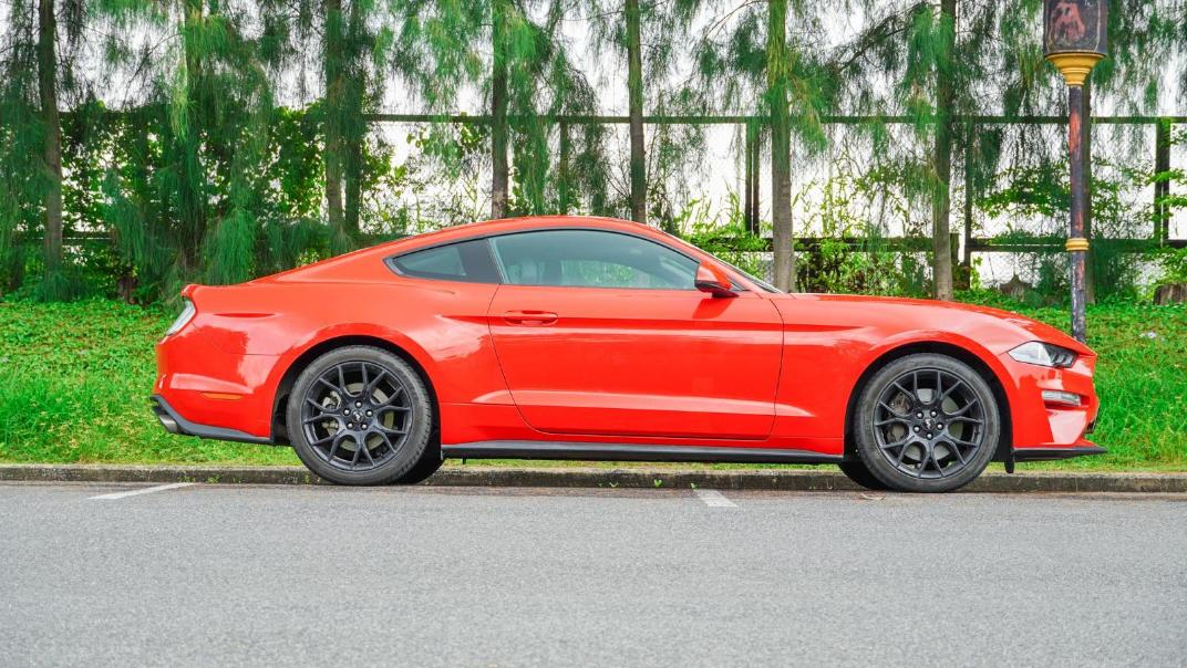 2020 Ford Mustang 2.3L EcoBoost Exterior 048