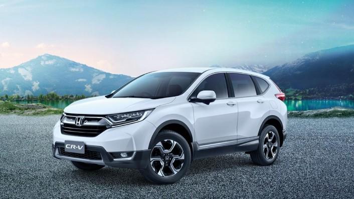 Honda CR-V 2020 Exterior 001