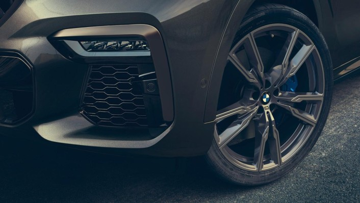 BMW X6 2020 Exterior 007
