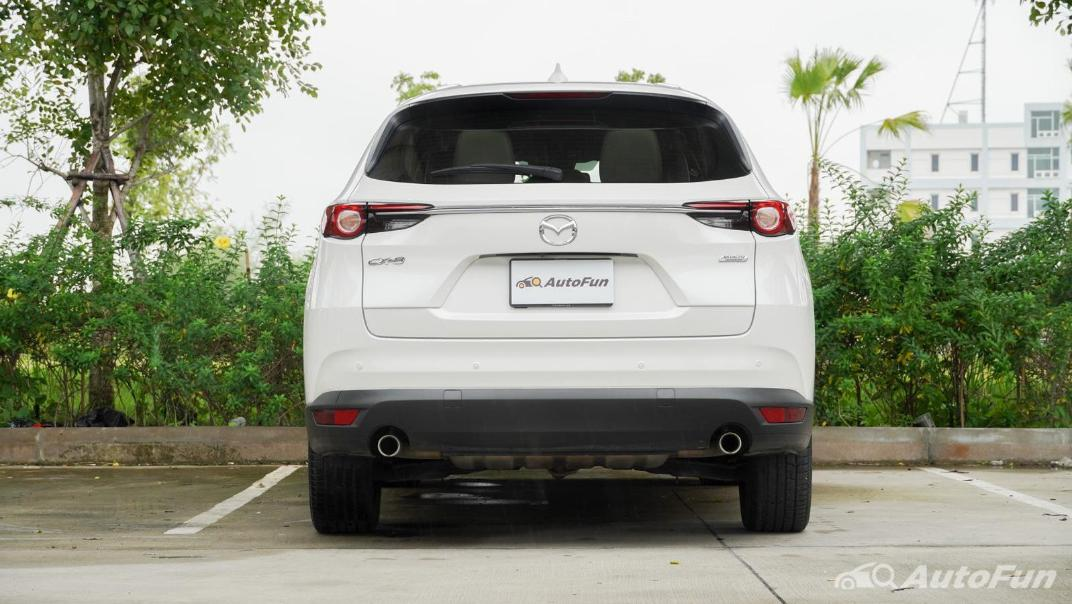 2020 Mazda CX-8 2.5 Skyactiv-G SP Exterior 006