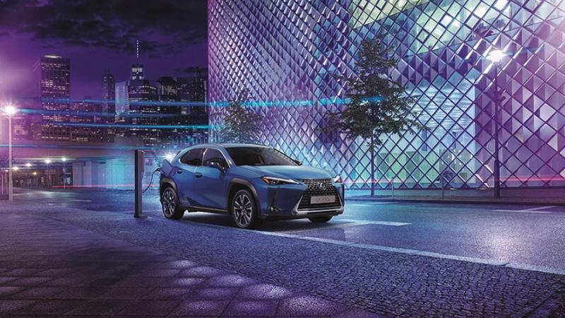 เปิดตัว 2021 Lexus UX300e เอสยูวีไฟฟ้ารุ่นแรกเคาะ 3.49 ล้านบาท พร้อม IS และ LS ใหม่ 02