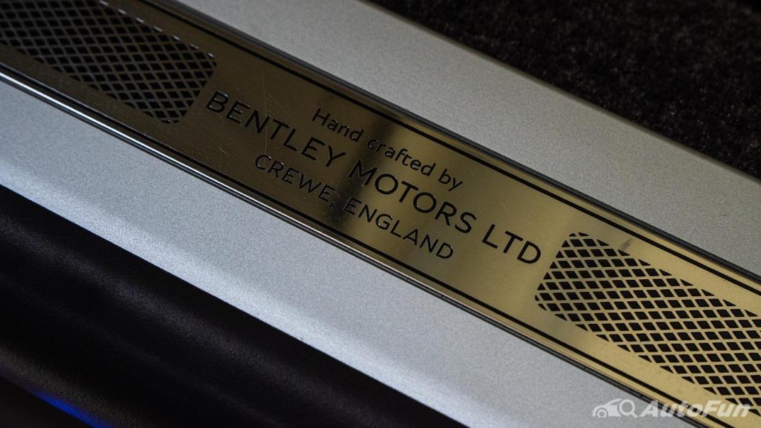 2020 Bentley Flying Spur 6.0L W12 Interior 046