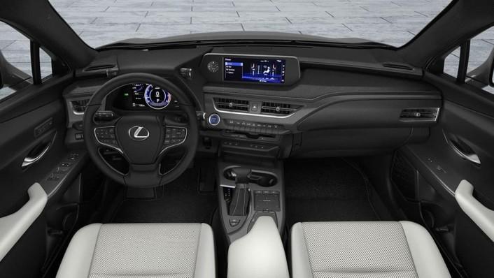 Lexus UX 2020 Interior 001