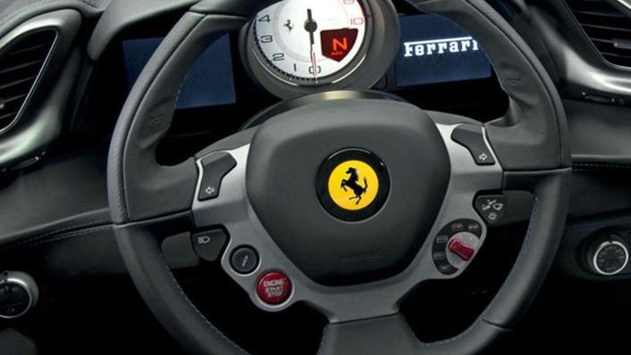 2020 Ferrari 488 Pista 3.9 V8 Interior 004
