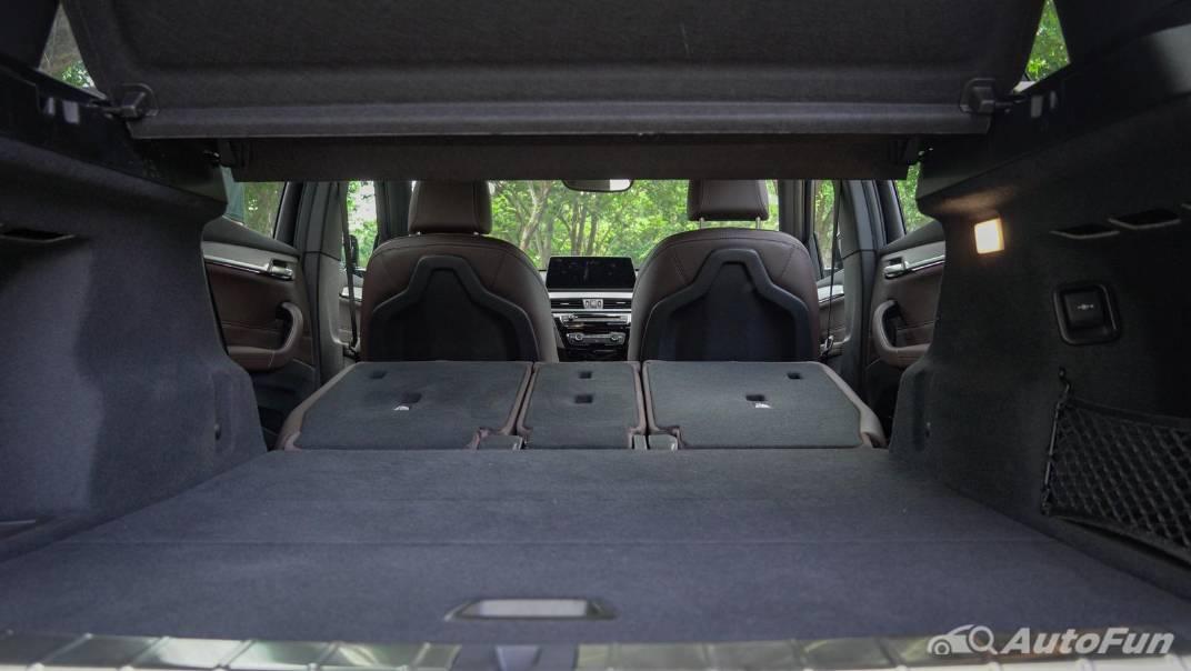 2021 BMW X1 2.0 sDrive20d M Sport Interior 067