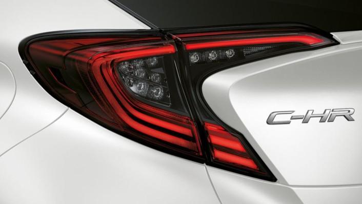 Toyota C-HR 2020 Exterior 007