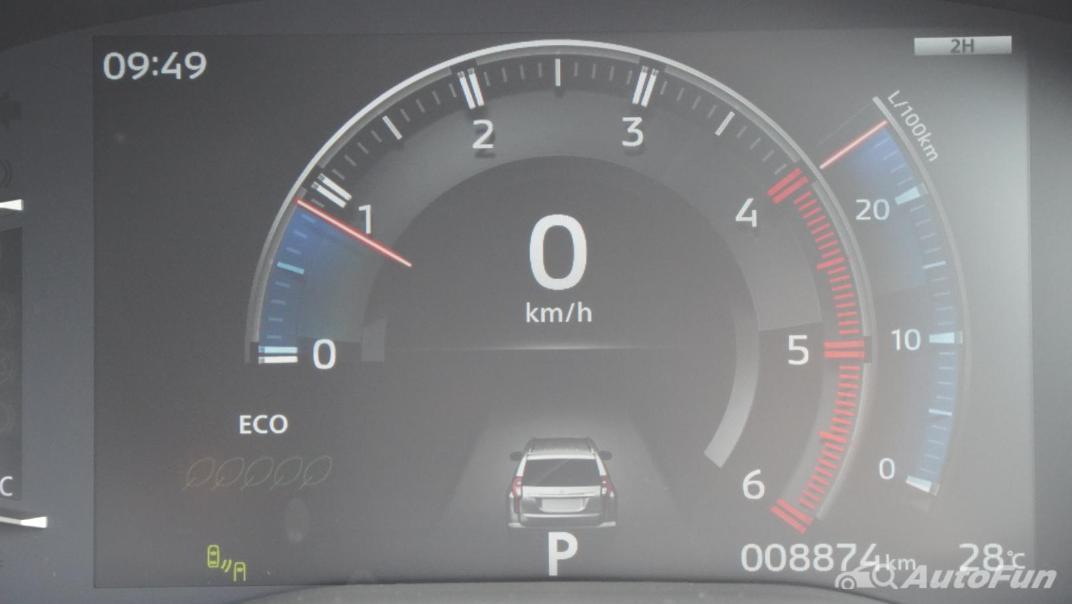 2020 Mitsubishi Pajero Sport 2.4D GT Premium 4WD Elite Edition Interior 017