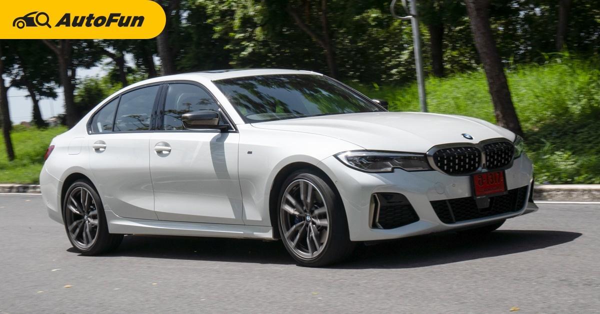 ลองขับ BMW M340i ค่าตัว 3.999 ล้านบาท แลก 387 แรงม้า 500 นิวตันเมตร ขับสี่ ขับดี โคตรคุ้ม!!! 01