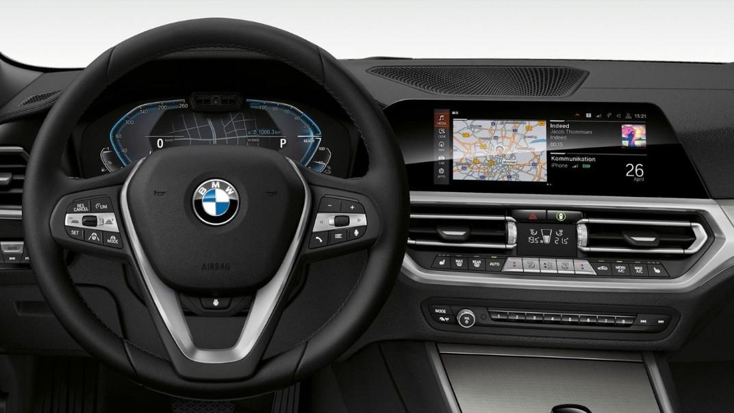 BMW 3-Series-Sedan 2020 Interior 003