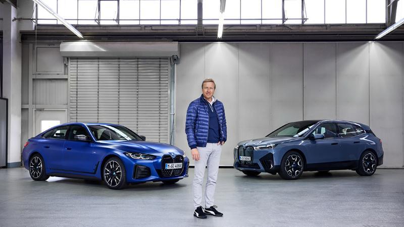 พาชม 2022 BMW i4 M50 รถยนต์ไฟฟ้าพลังโหดอาจทำคุณลืมเครื่องยนต์สันดาป 02