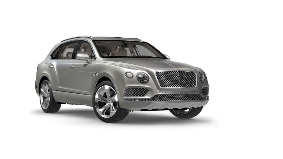 Bentley Bentayga Public 2020 Others 007