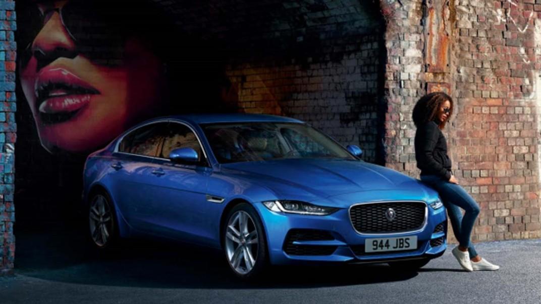 Jaguar XE Public 2020 Exterior 007