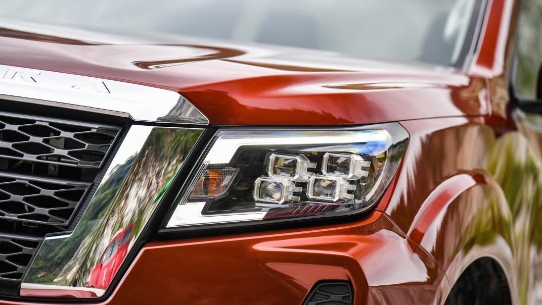2021 Nissan Navara Double Cab 2.3 4WD VL 7AT Exterior 095