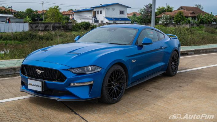 2020 Ford Mustang 5.0L GT Exterior 008
