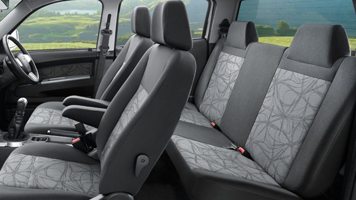 Tata Xenon Double Cab 2020 Interior 002