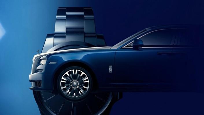 Rolls-Royce Ghost Public 2020 Exterior 006