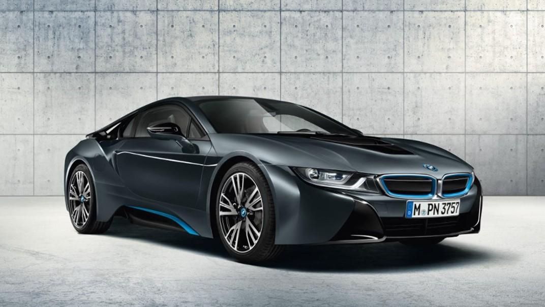BMW I8 2020 Exterior 018
