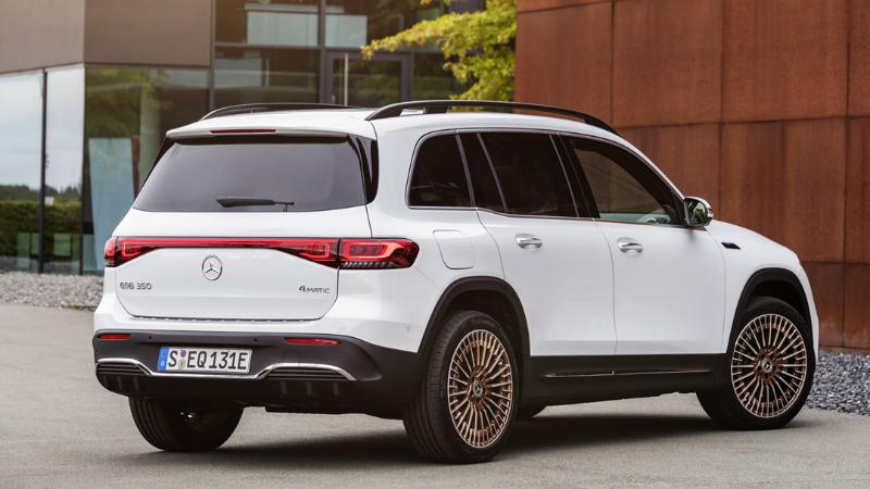 2022 Mercedes-Benz EQB ดีไซน์เหลี่ยมผสมกลมกลึง เสียบปลั๊กวิ่งไกลทะลุ 400 กม. 02