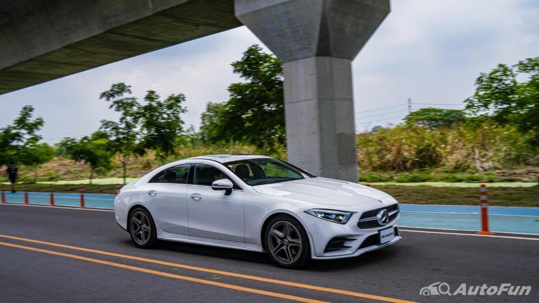 2021 Mercedes-Benz CLS 220 d AMG Premium Exterior 060