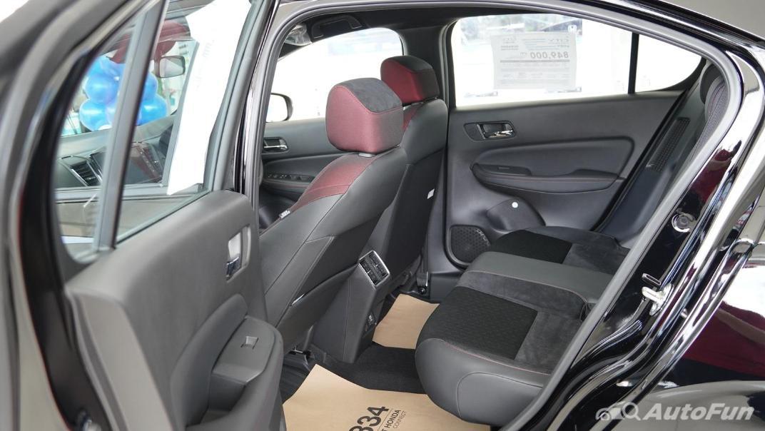 2021 Honda City Hatchback e:HEV RS Interior 093