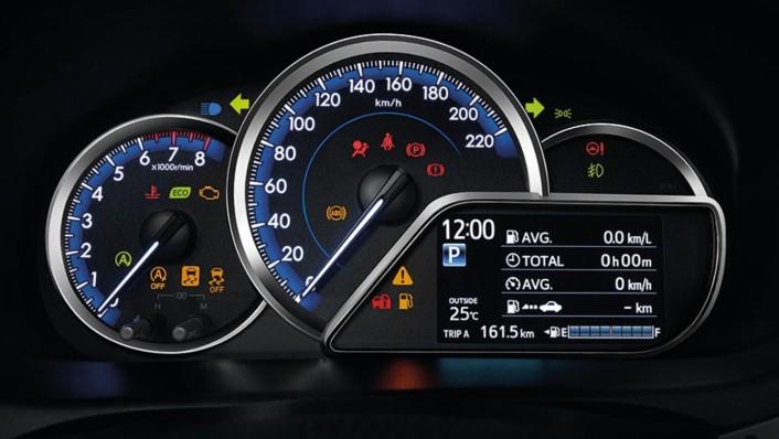 Toyota Yaris-Ativ 2020 Interior 003