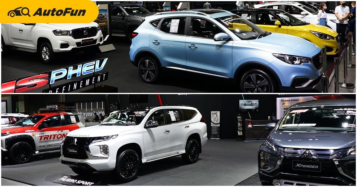 รวม 10 รถเด่นในงาน Fast Auto Show 2020 รุ่นใหม่ใส่ชุดแต่ง หาดูที่ไหนไม่ได้อีกแล้ว 01