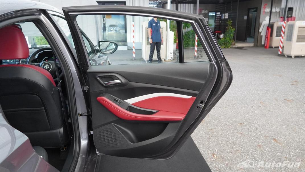 2021 MG 5 Upcoming Version Interior 019
