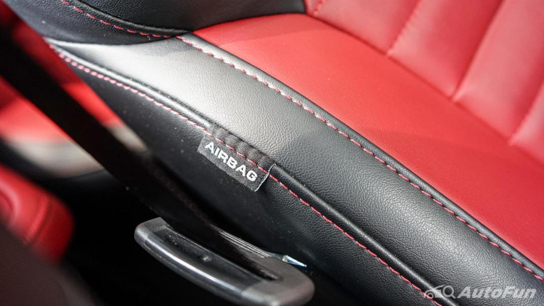 2020 MG HS 1.5 Turbo X Interior 040