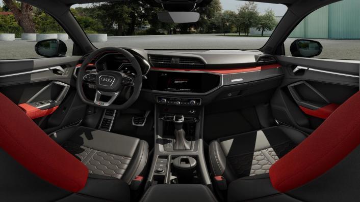 2021 Audi RS Q3 Sportback quattro Interior 001