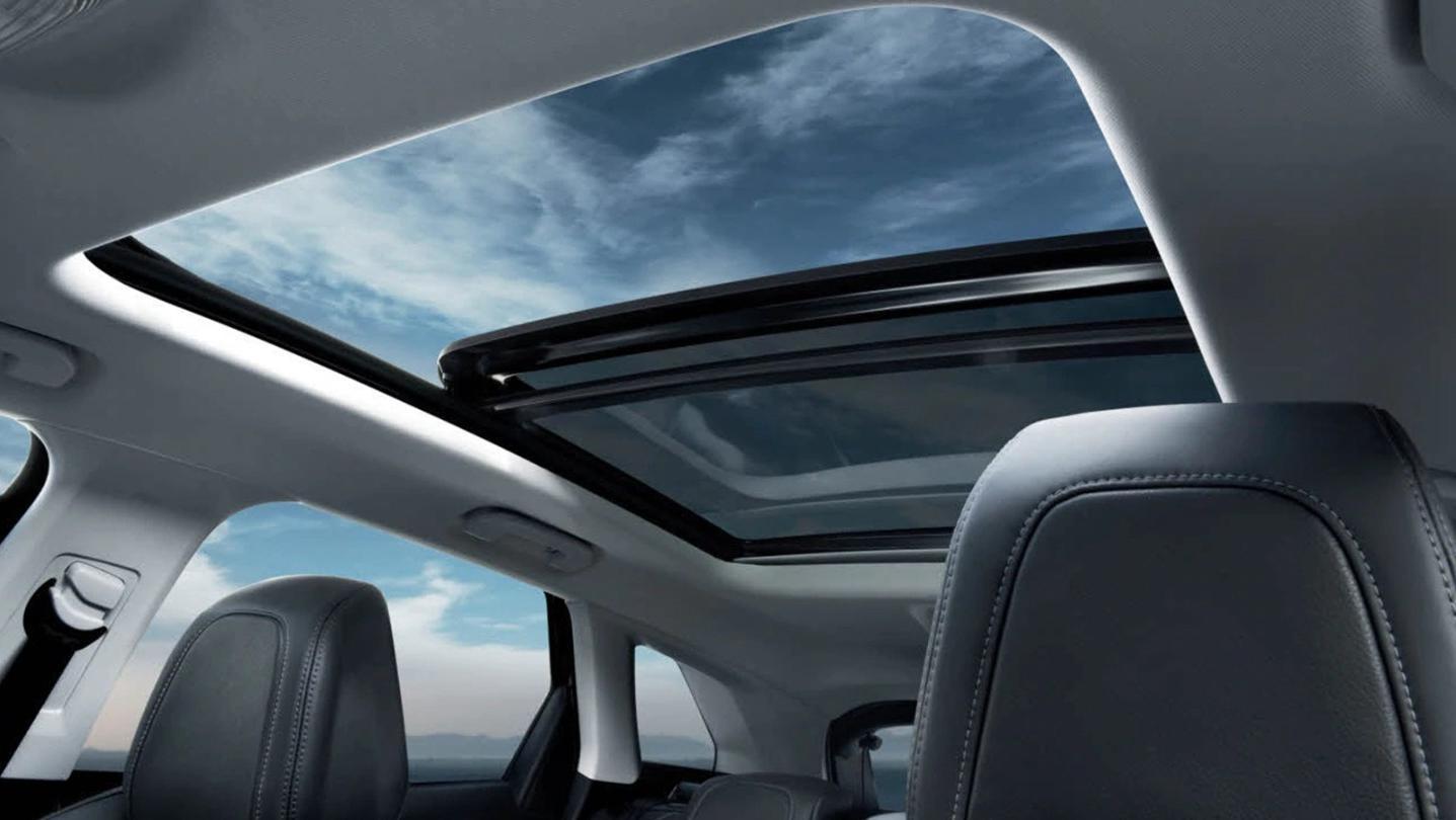 Peugeot 3008 2020 Interior 007