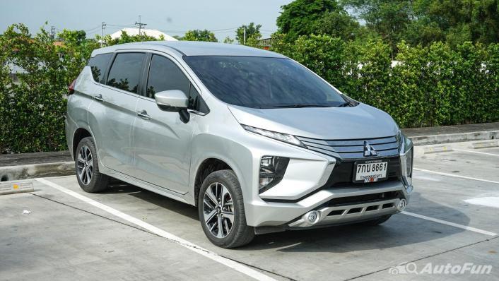 2020 Mitsubishi Xpander 1.5 GLS-LTD Exterior 003
