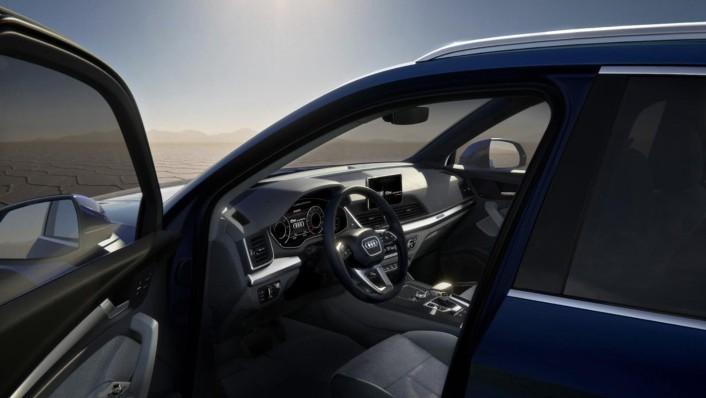 Audi Q5 2020 Interior 005