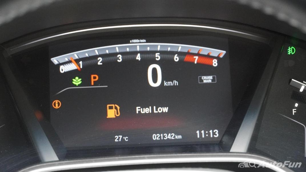 2020 Honda CR-V 2.4 ES 4WD Interior 011
