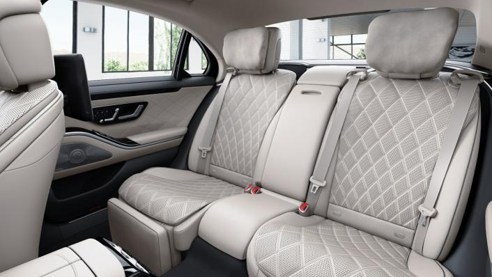 2021 Mercedes-Benz S-Class S 350 d Exclusive Interior 005