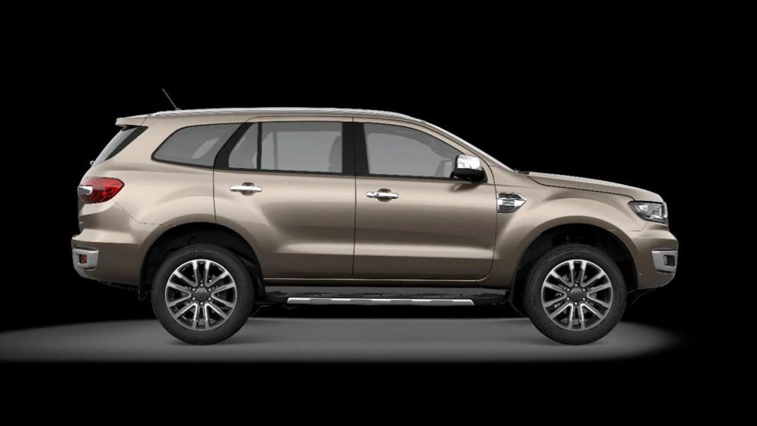 Ford Everest 2020 Others 006